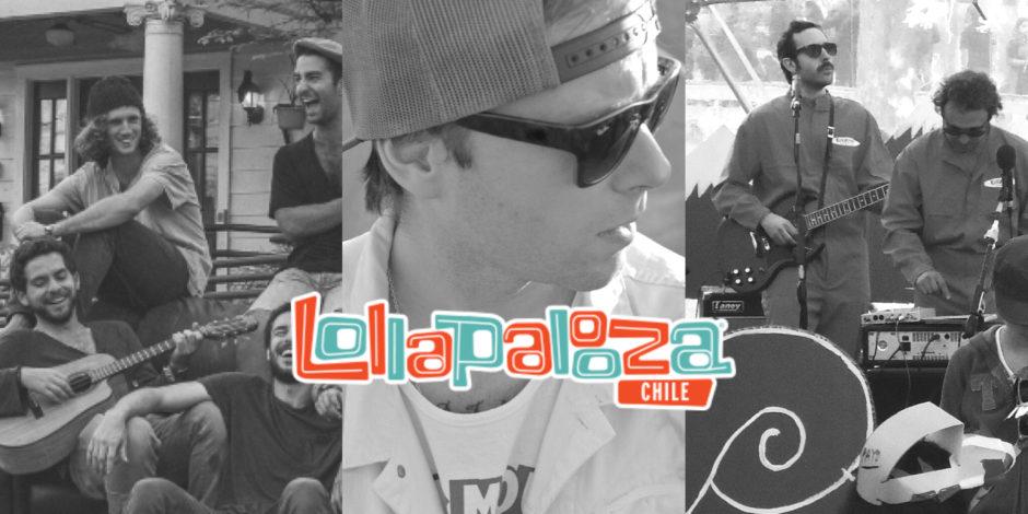 Boraj, Chicago Toys y El Barco Volador en Lollapalooza 2017