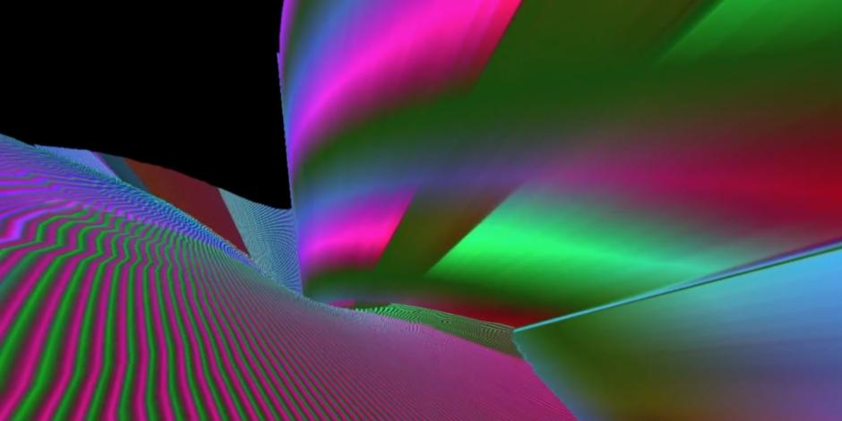 "Nuevo Video-Arte de Spiral Vortex ""Gemini"""