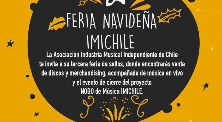 FERIA NAVIDEÑA DE SELLOS IMICHILE (22 y 23 de diciembre)